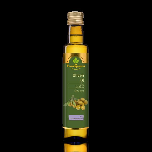 Olivenöl extra nativ mit Knoblaucharoma