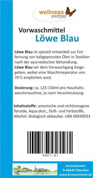 Löwe Blau - Waschzusatz