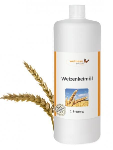Weizenkeimöl / 1. Pressung