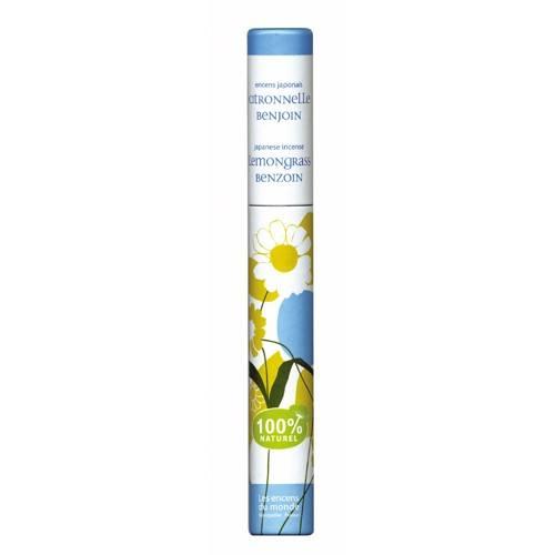 Räucherstäb. Lemongrass-Benzoe 30Stk.