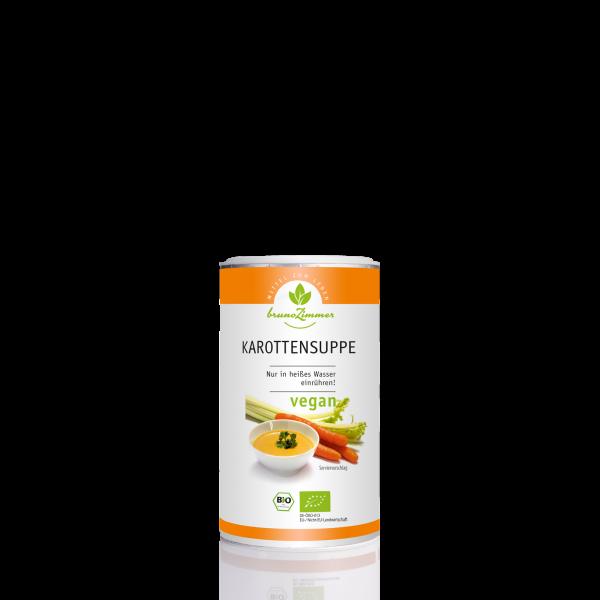 BIO Karottensuppe Vegan