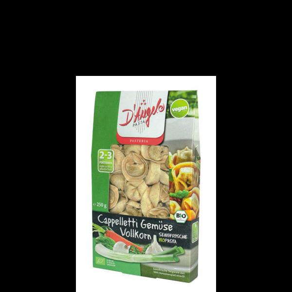 BIO Cappelletti Gemüse Vollkorn vegan