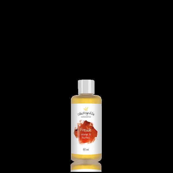 Massageöl Freude mit Karneol 140ml