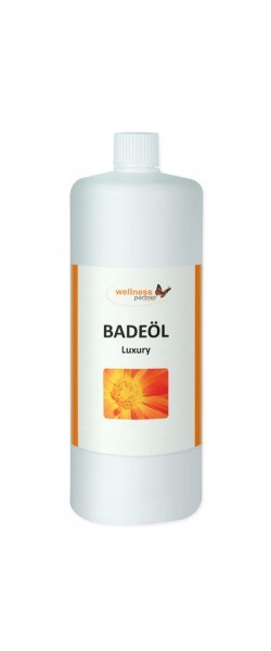 Badeöl - Serie Parican Luxury