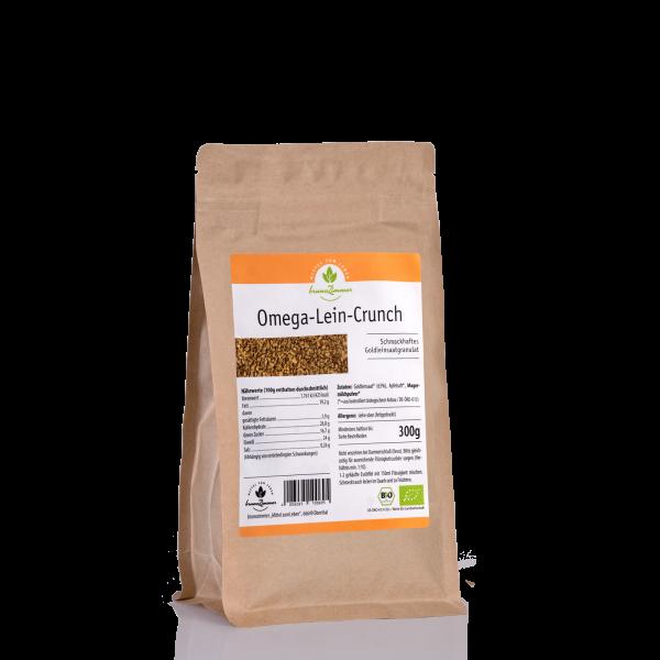 Omega-Lein-Crunch BIO 300g