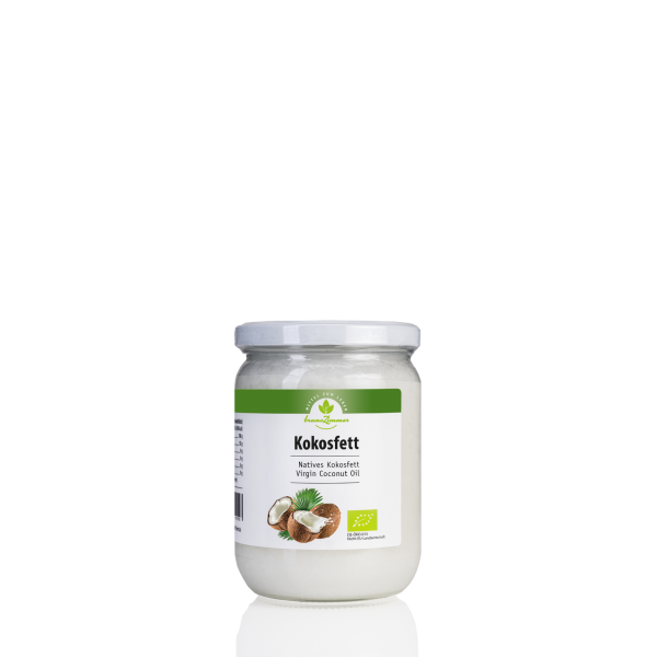 Kokosfett Virgin Coconut Oil (VCO), BIO