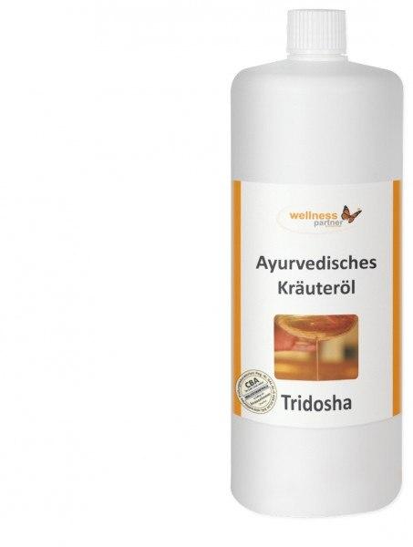 Ayurvedische Kräuteröle TRIDOSHA