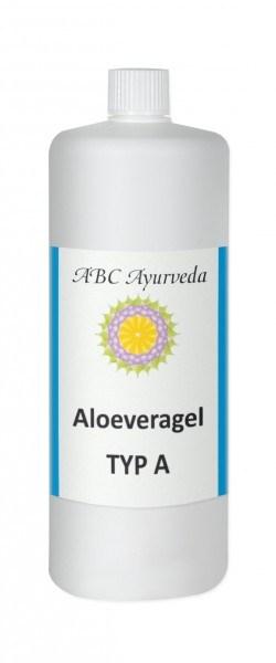 Aloe Vera Gel (ABC Ayurveda) Typ A