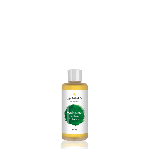 Massageöl Waldatem BIO