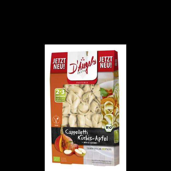 BIO Cappelletti Kürbis-Apfel vegan