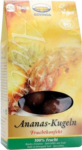 Ananas Bällchen 6x120g