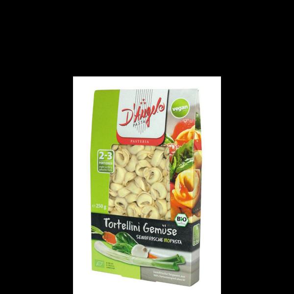 BIO Gemüse Tortellini vegan