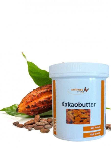 Kakaobutter 500 ml