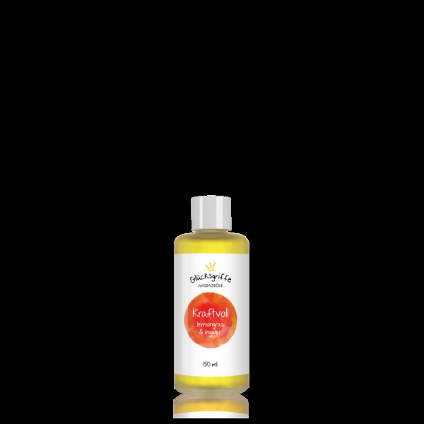 Massageöl Kraftvoll BIO