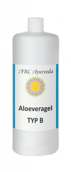 Aloe Vera Gel (ABC Ayurveda) Typ B