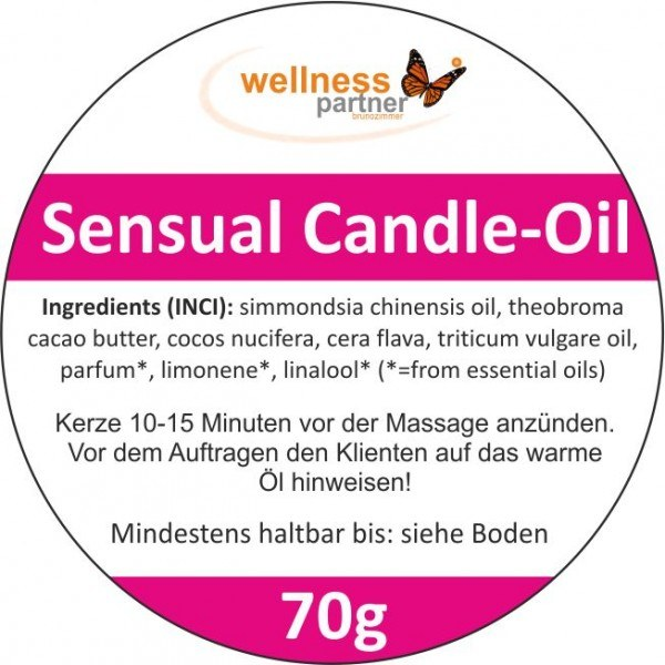 Candle-Oil-Massage---Sensual 2x70g