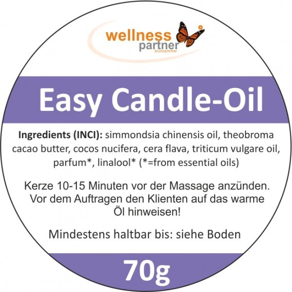 Candle-Oil-Massage---Easy 2x70g