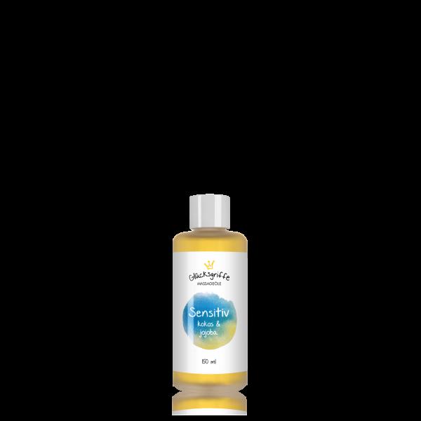 Massageöl Sensitiv BIO