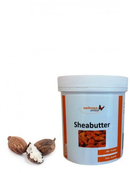 Sheabutter 450g BIO