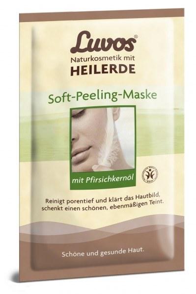 Gesichtsmaske Soft-Peeling