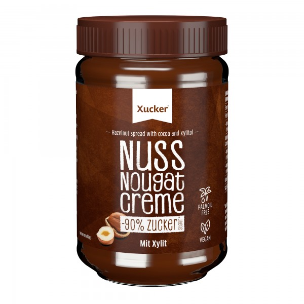 Nuß-Nugat Creme 300g