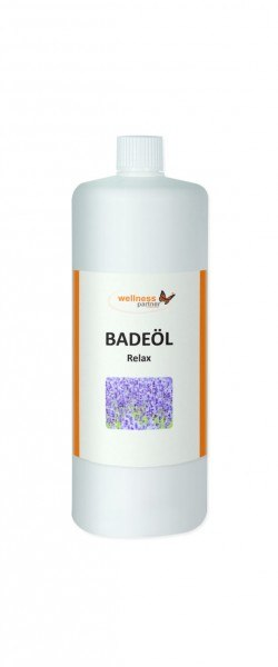Badeöl - Serie Parican Relax