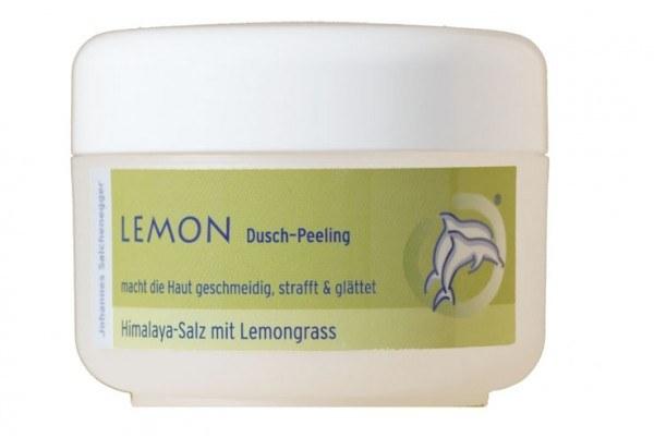 Duschpeeling Lemon