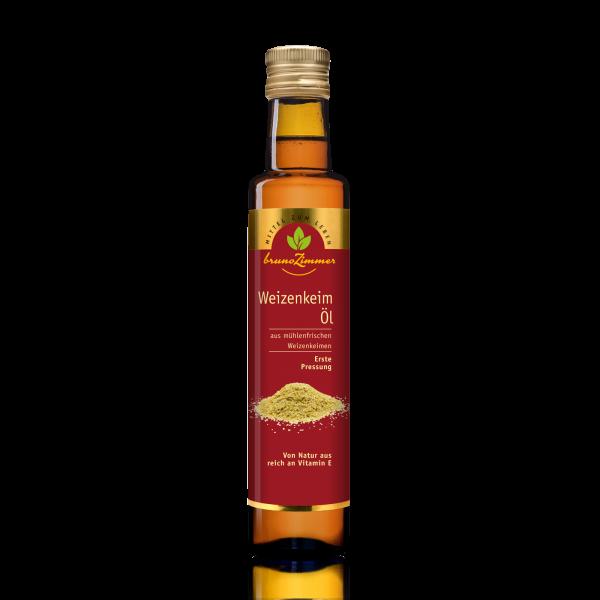 Weizenkeimöl, 1. Pressung 250ml