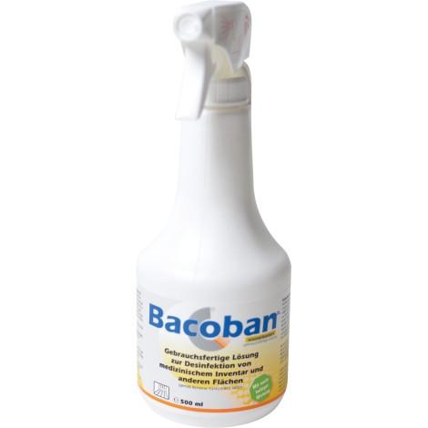 Bacoban® Flächendesinfektion wasserbasiert 500ml