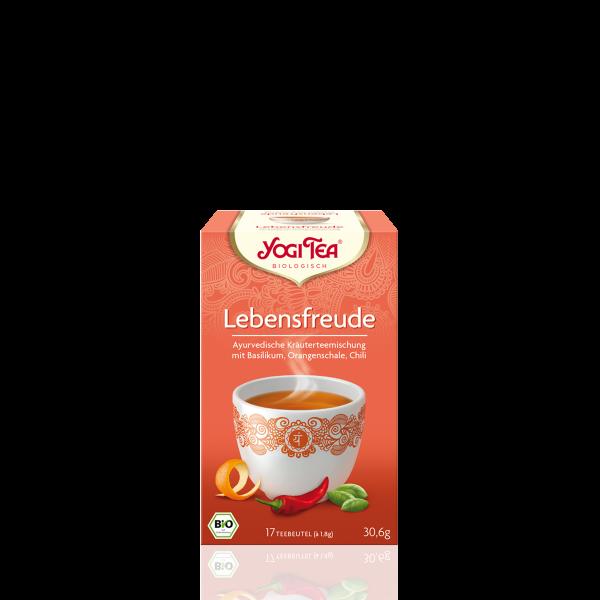 Lebensfreude Tee