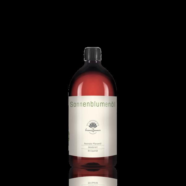 Sonnenblumenöl BIO / desodoriert