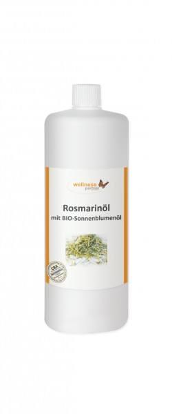 Rosmarinöl / BIO-Sonnenblumenölbasis