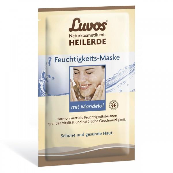 Luvos Gesichtsmaske Feuchtigkeit