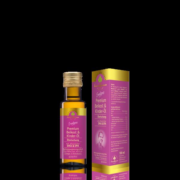 Switzers Premium Beikost und Kinder-Öl