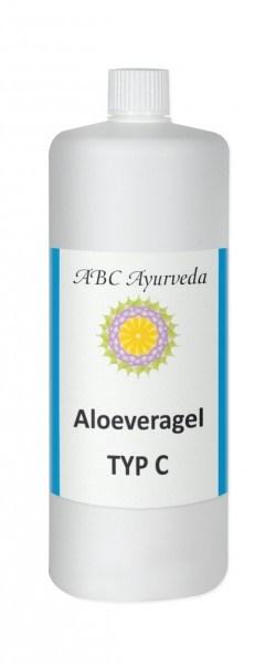 Aloe Vera Gel (ABC Ayurveda) Typ C